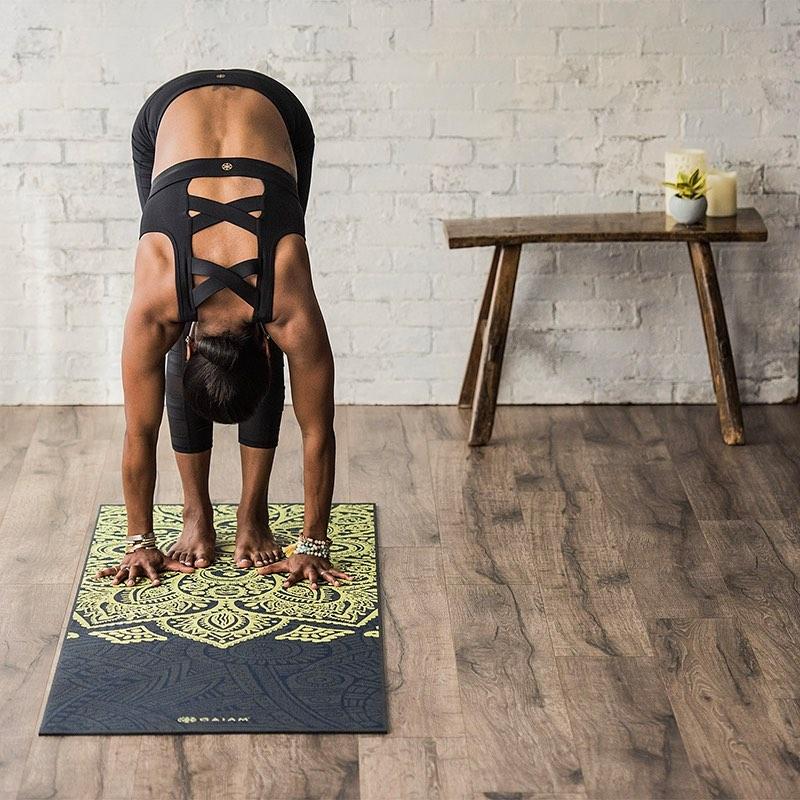 Take Up Yoga or Pilates