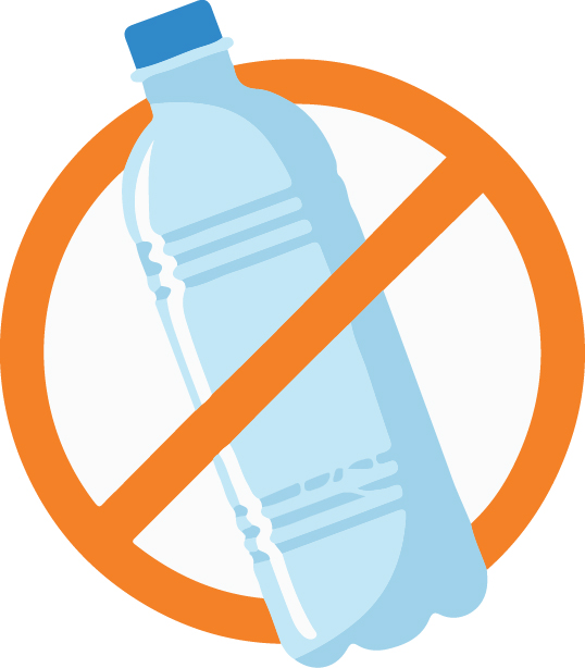 We've Banned Single Use Plastic