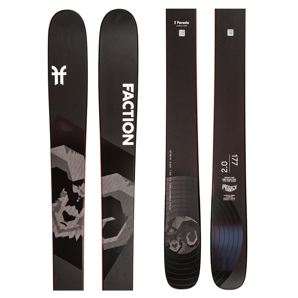 New Faction Prodigy Skis