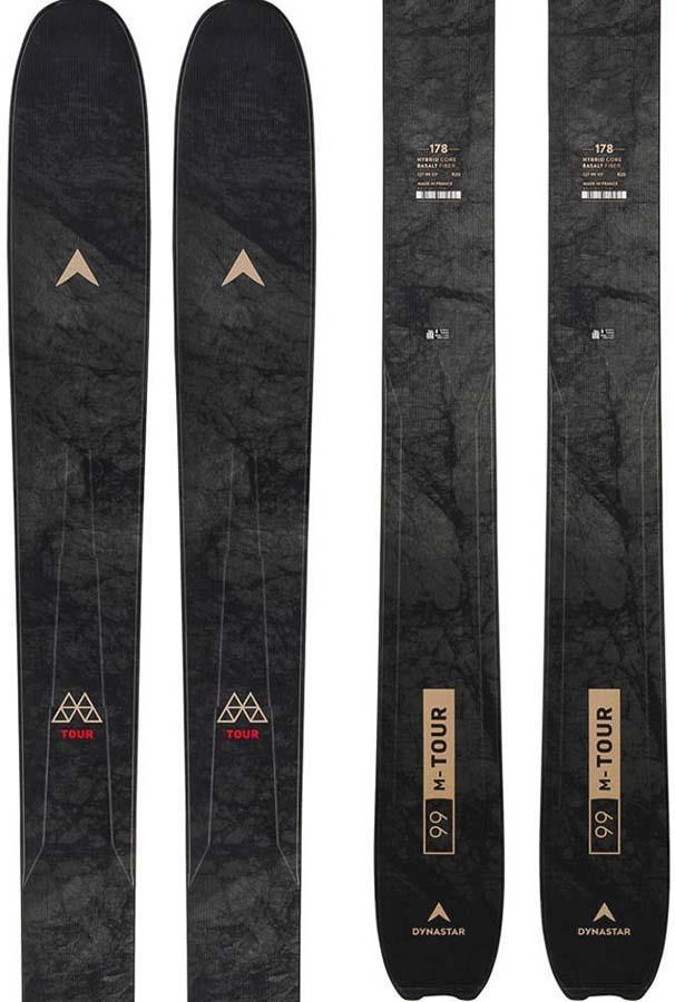 New Dynastar M-Tour Series Skis