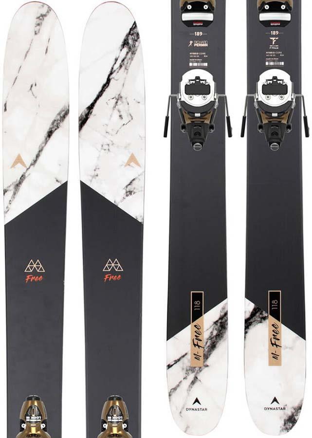 New Dynastar M-Free Series Skis
