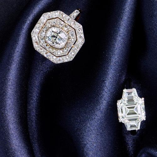 Antique Diamond Cuts
