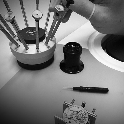 Watch Servicing and Repairs