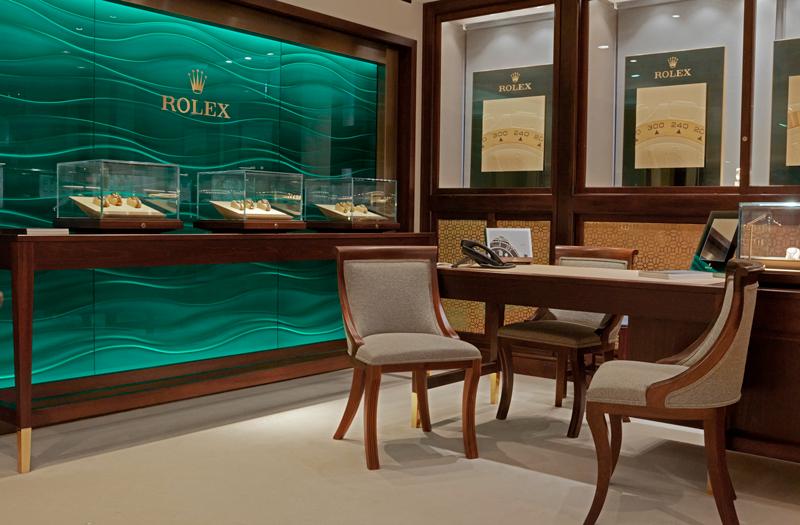 Rolex in Stratford-upon-Avon