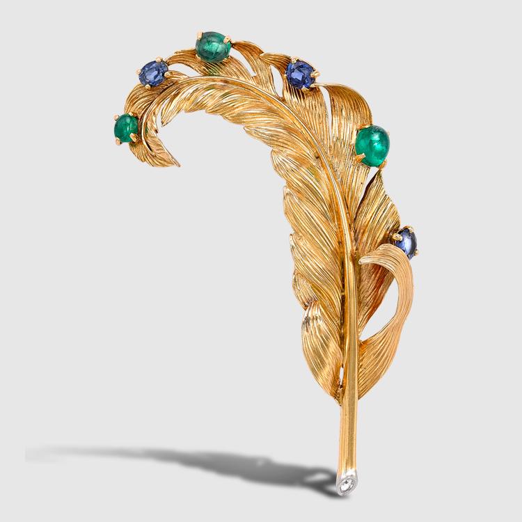 My favourite period of jewellery design